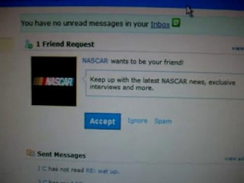 NASCAR Executives sent Mr. Thomas+T. a cameo!!!