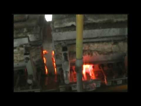 Wełna szklana - proces produkcji