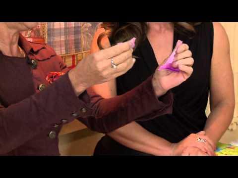 Vida Melhor - Artesanato: Luminária com filtro de café (Rosely Ferraiol)