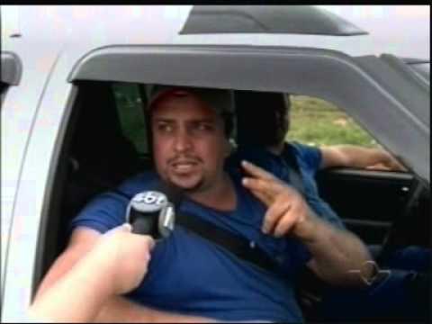 Motoristas reclamam dos buracos nas ruas do Bairro São Jorge
