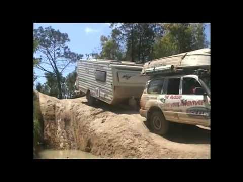 GALL BOYS - AUSTRALIAN ADVENTURE - GUNSHOT CREEK CROSSING - 4X4 OFFROAD 4WD CAPE YORK