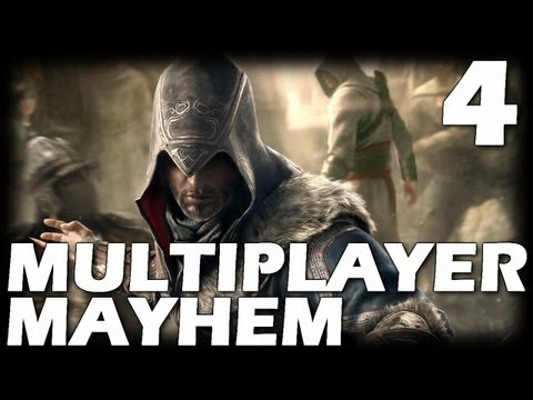 Assassin's Creed: Revelations Multiplayer Mayhem - Episode 4 (Deathmatch)