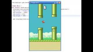 [Android, Java] Source Code Game Flappy Bird With LibGdx