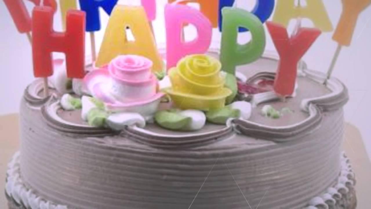 Фото тортов поздравления с днем рождения