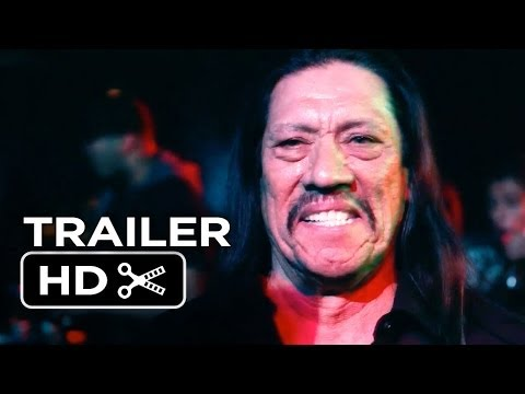 In The Blood Official Trailer #1 (2014) - Danny Trejo, Gina Carano Movie HD