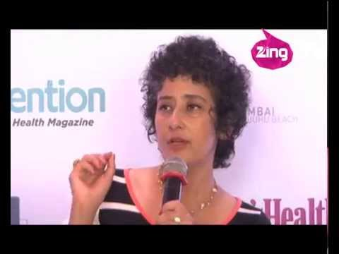Manisha Koirala unviels her latest cover