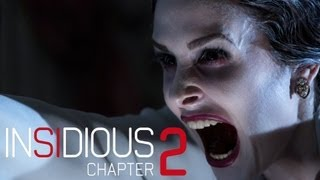 """INSIDIOUS Chapter 2"" Trailer Deutsch German & Kritik"