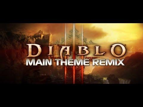 Diablo Remix - Diablo 3 Tristram Theme Remix (Trailer Soundtrack)