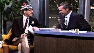 Johnny Carson: Groucho Wears a Special Suit