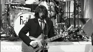 Foo Fighters I Should Have Known (Live On Letterman