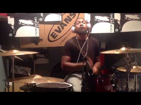 Drake - Started From The Bottom Drum Cover By John O (Re upload)