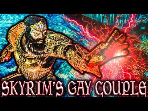 Was Skyrim's ONLY All Male Couple Destroyed By The Dwemer? - TES Detective