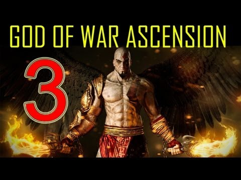 God of War Ascension - walkthrough part 3 let's play gameplay god of war 4 walkthrough part 1 PS3 HD God of War Ascension -73Dy1u2hfv0