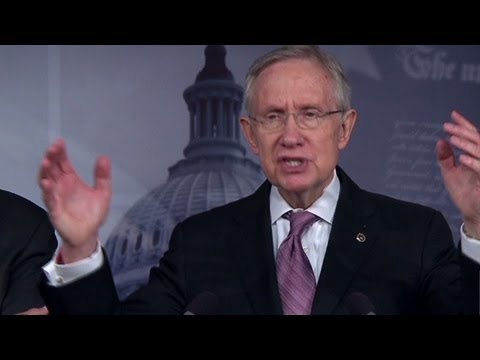 Sen. Harry Reid: Boehner couldn't deliver