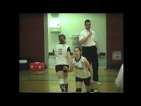 NCCS - Tupper Lake JV Volleyball 2-13-04