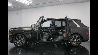2019 Rolls-Royce Cullinan - Walkaround in 4k