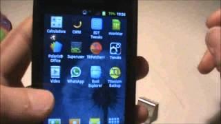 Particionar Tarjeta SD En Samsung Galaxy Ace