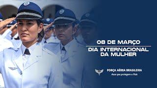 Em 1982, as mulheres ingressaram no efetivo da Força Aérea Brasileira (FAB). Desde então, foram muitas conquistas. Hoje, as militares mulheres atuam com excelência, compondo quadros fundamentais para as ações de Controlar, Defender e Integrar o território nacional.