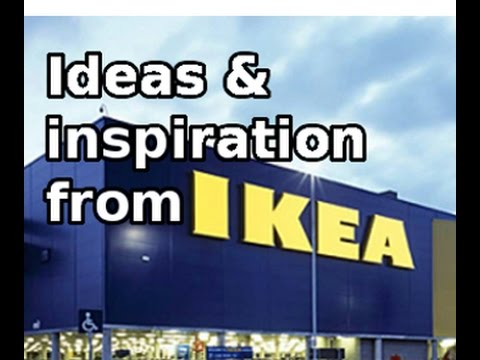 Compras na IKEA (Loja de móveis e decoração na Inglaterra)