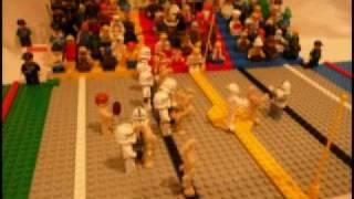 Lego Star Wars Football Game (American)