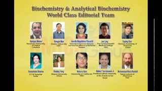 [Biochemistry & Analytical Biochemistry Journals]