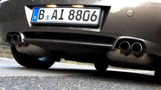 BMW Z4 M - Engine Start UP + Revving Sound Check Exhaust revs ESD M3 E46 Motor videos