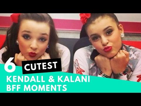 Top 6 Cutest Kendall Vertes + Kalani Hilliker BFF Moments!