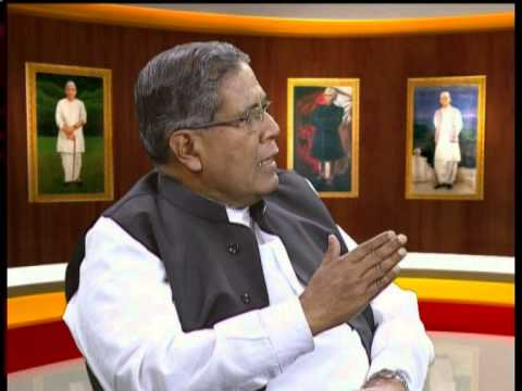 K Rahman Khan's Interview with Hari Shankar Vyas for ETV Central hall /Naya India Part 2