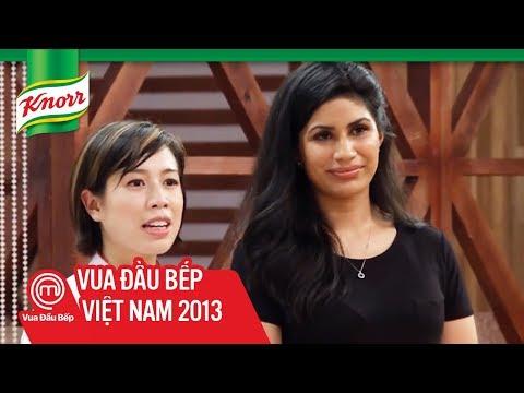 [Knorr] -- Tập 5 -- Anh Thư thách đấu Christine Hà -- Vua Đầu Bếp -- MasterChef Việt Nam