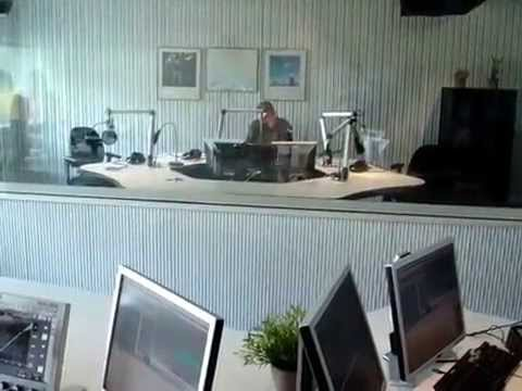 Short Video of the last Radio Netherlands Dutch Newsline ever broadcasted