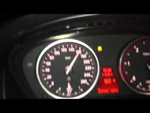Bmw e60 535d lci 0-200 km/h