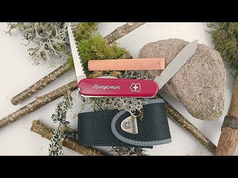 Mein kleines Taschenmesser | Outdoor Ausrüstung TV