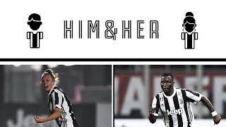 #HimAndHer Ep. 8: Franssi answers to Asamoah!