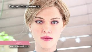 Beautiful Humanoid Robot - Can Be More Than A Best Friend !!