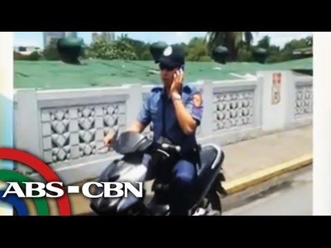 How to report erring cops online