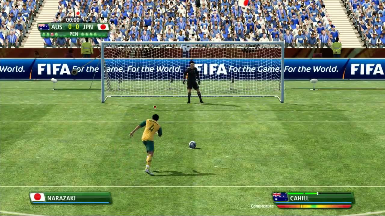 world cup penalty shootout 2010