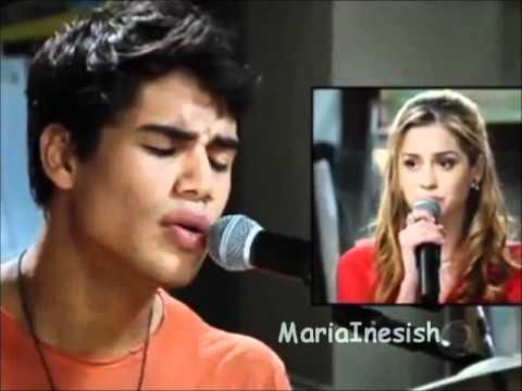 Rebelde Brasil - Alice & Pedro cantam