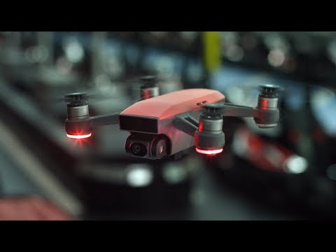DJI SPARK Drone - Fly More Combo