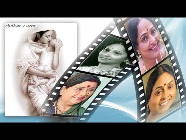 Most Popular On Screen Mothers in Tamil Cinema | Mother's Day Spl