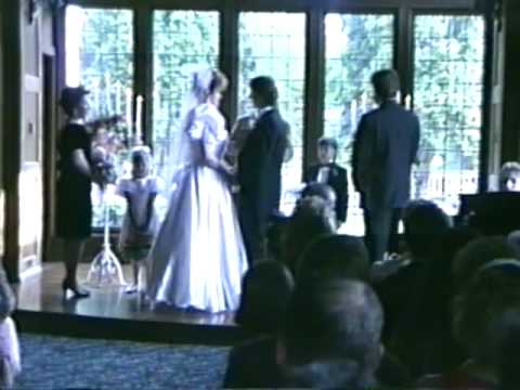 Patti bruce 39 s wedding youtube for Who has bruce springsteen been married to
