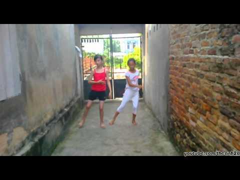 teen girl's việt nam nhảy day by day của tara cực đẹp