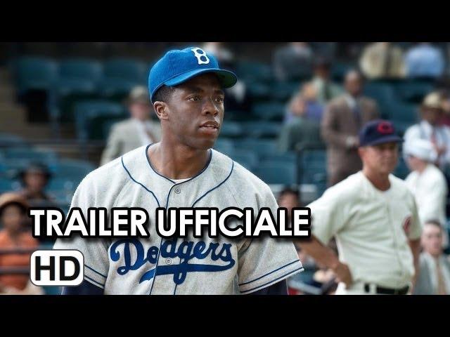 42 Trailer Italiano Ufficiale HD