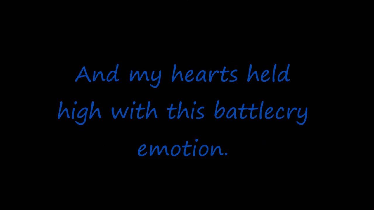Black Veil Brides - Resurrect The Sun (lyrics). - YouTube