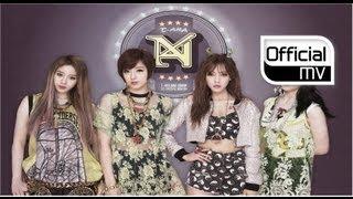 [MV] T-ARA N4(티아라 N4) _ Jeon Won Diary(전원일기) (Dance ver.)