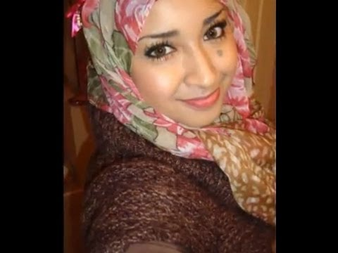 Get Ready with Me + Hijab Tutorial