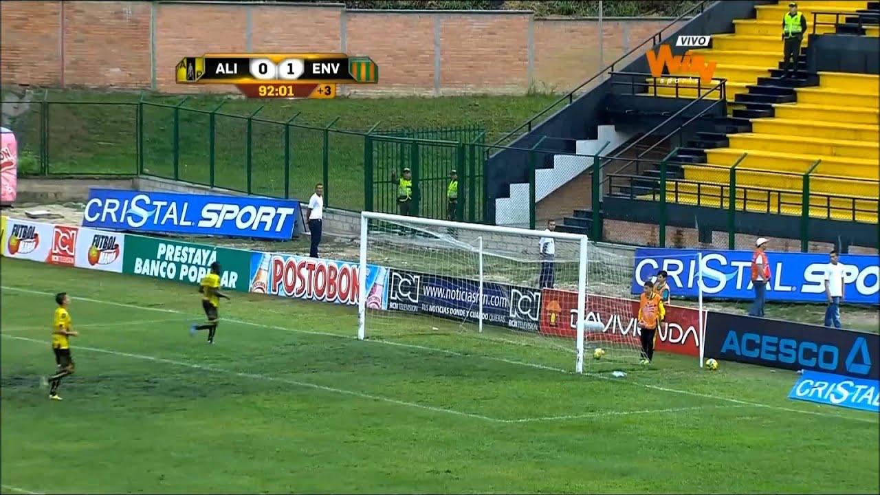 Alianza Petrolera 0-2 Envigado FC