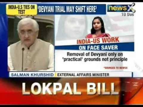 Devyani Khobragade: India-USA work on face saver after Strip search incident of IFS officer