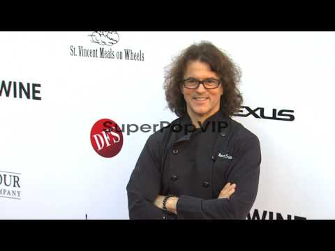 Kerry Simon at 2012 Los Angeles Food and Wine Festival Op...