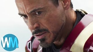 Top 10 Marvel Characters Who Are Most Likely to Die in Phase 3