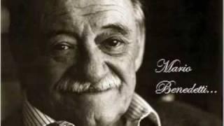 """Poema de Mario Benedetti """"Cómo hacerte saber""""."""